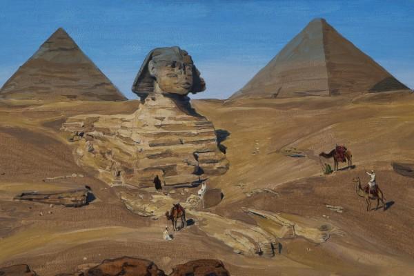 Воспоминания о Египте