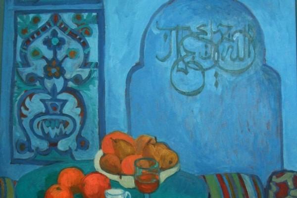 Арабское кафе