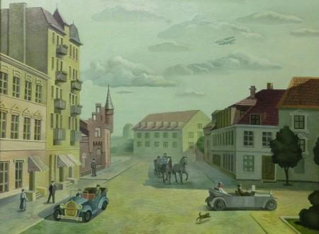 Улица Калининграда