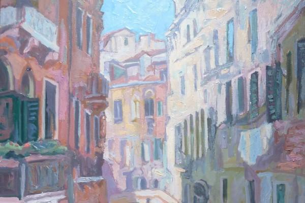 Гондольеры Венеции