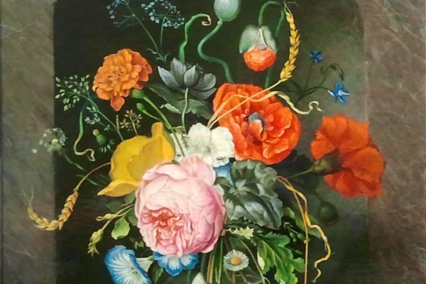 Цветы. Копия с Jacob van Walscapelle
