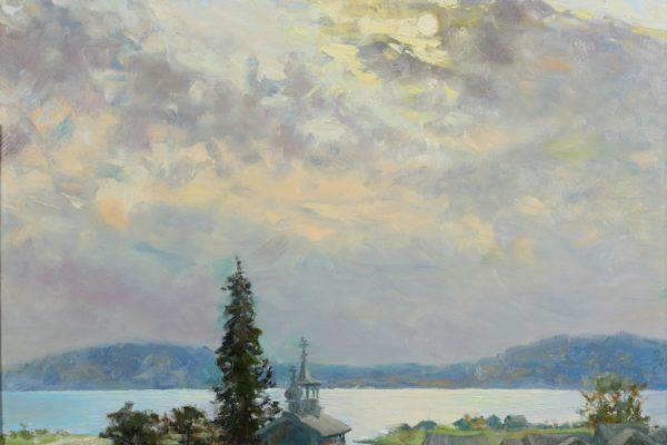 Кенозеро. Деревня Зехнова