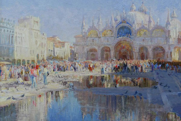 Венеция. Сан-Марко