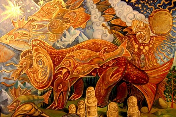 Алтайские мистерии