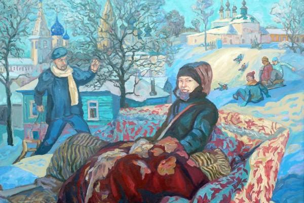 Зима. Русский метанарратив
