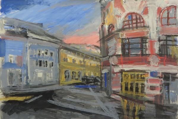 Москва. Мясницкая
