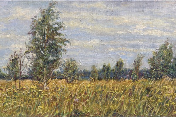 Русс кое поле
