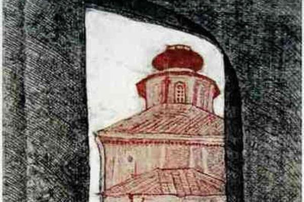 Каргополь. Введенская церковь