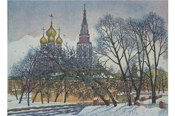 Храм Воскресения Христова. Москва